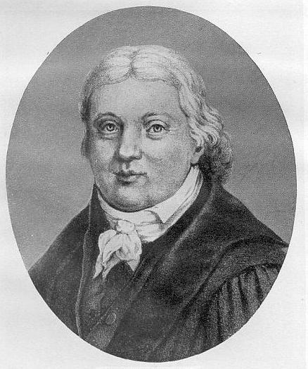 Portret Daniel Albert Wijttenbach