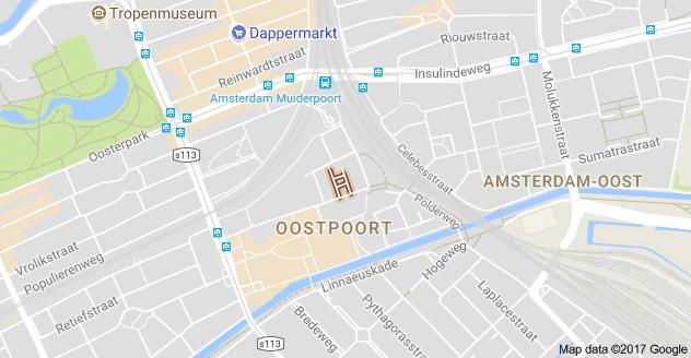 Hajo Brugmanshof op Google Maps