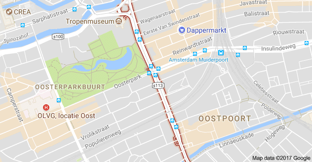 Linnaeusstraat-google-maps
