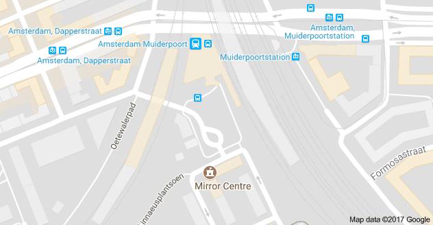 Oosterspoorplein-Google-Maps