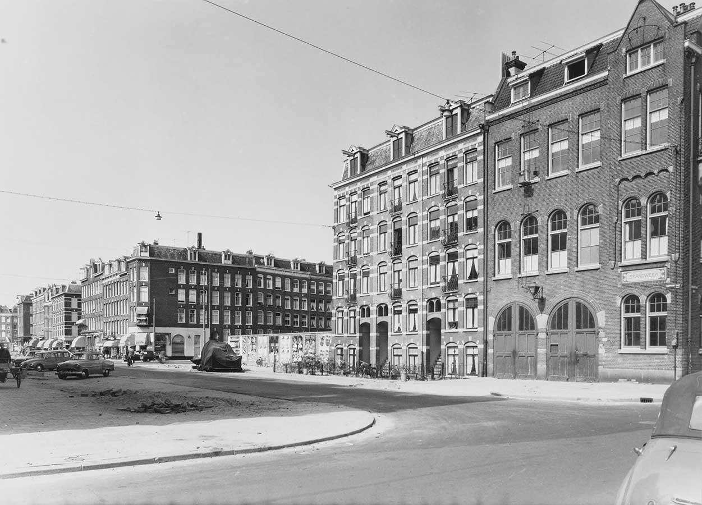 Eindstuk Dapperstraat