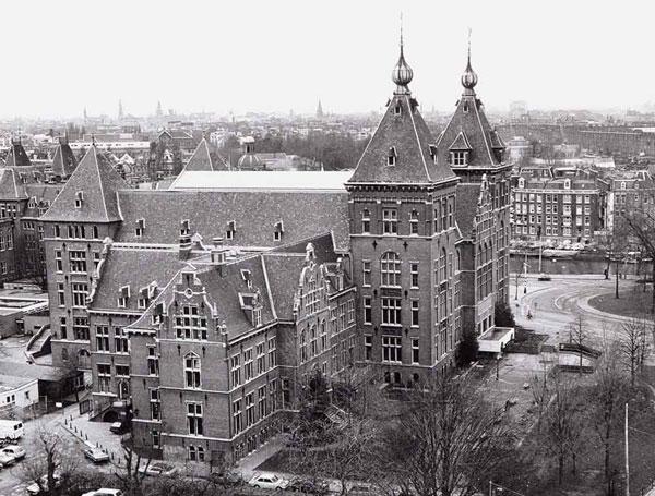 KIT 1981  Foto: Stadsarchief Amsterdam